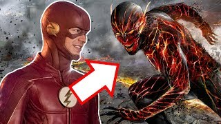 New Reverse Flash Explained! Who is Daniel West? - The Flash Season 4
