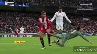 أهداف ريال مدريد و جيرونا 6-3 سوبر هاتريك لرونالدوووو      -