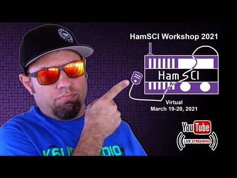 HamSci 2021 Virtual Event Livestream