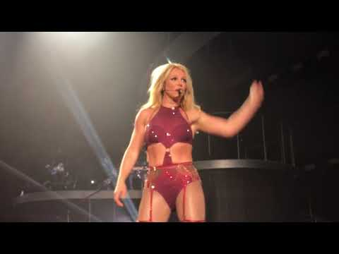Britney Spears Las Vegas Live 19/08/2017