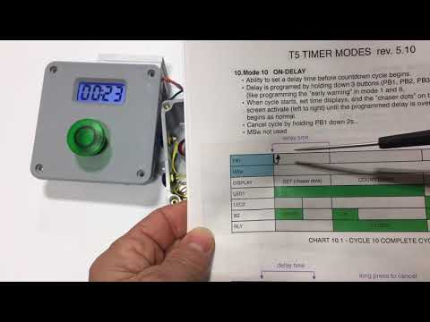 Production timer