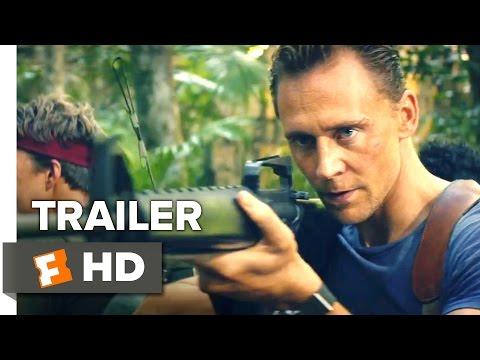 Kong: Skull Island Official Trailer 2 (2017)