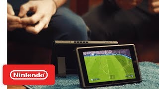 Nintendo Switch - Play Anytime Anywhere this Fall
