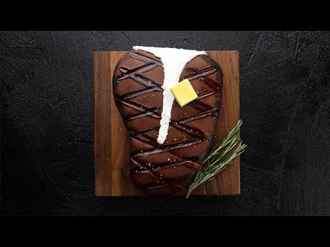"Have You Ever Had a... STEAK CAKE""!"