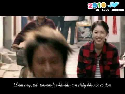 [Vietsub 2910] I Will MV - Zhang Li Yin Featuring Siwon & Hangeng