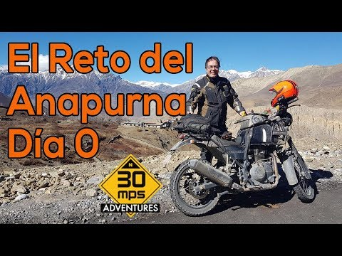 Motosx1000: Nepal con la Royal Enfield Himalayan - Día 0 -