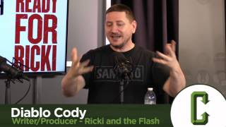 Diablo Cody (Ricki and the Flash) In-Studio Interview