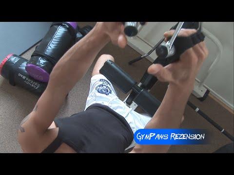 Gewichtheber-Handschuhe für Männer | GymPaws Rezension