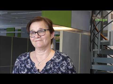 Anna Skoog Debastani Green Cargo 20 år