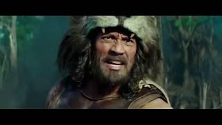 HERCULES movie - Best action scene of war & Best of Dwayne Johnson