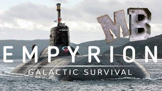 Submarine X-1 by Cpt Adonis in Empyrion: Galactic Survival a4.0.2