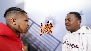 I RAN UP ON JAMES AND MADE HIM LEAVE L.A!! (Face To Face)