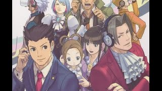 Phoenix Wright: Ace Attorney Piano Album (Gyakuten Saiban 逆転裁判ピアノ BGM)