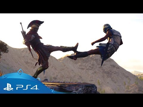 Assassin's Creed Odyssey | E3 2018 Trailer Ανακοίνωσης | PS4