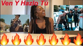 Ven Y Hazlo Tú 💰 - Nicky Jam x J Balvin x Anuel AA x Arcángel | Video Oficial REACTION