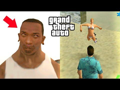 Detalles absurdos de GTA !