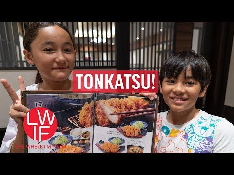Have You Tried Tonkatsu (Japanese Pork Cutlets)?
