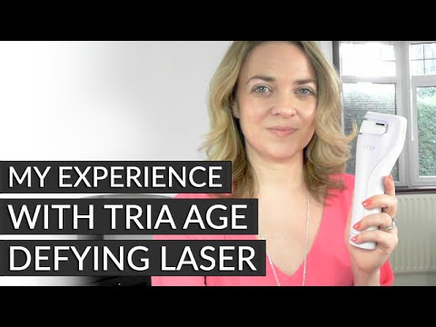 My Experience with the Tria Age Defying Laser by Emily of CURRENTBODY