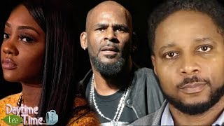 R.Kelly EXCLUSIVE: Tim Savage says Faith is LYING and claims to have VIDEO/AUDIO proof + Tim FLIRTS!