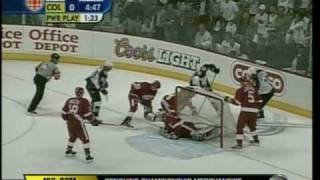 2002 Playoffs - Red Wings @ Avalanche Game 6 (NHL-N)
