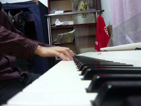 【Ebonoir】鋼琴獨奏:棋子(王菲)
