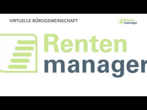 Infofilm: Der Rentenmanager