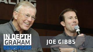 Joe Gibbs: Tragic death of my son