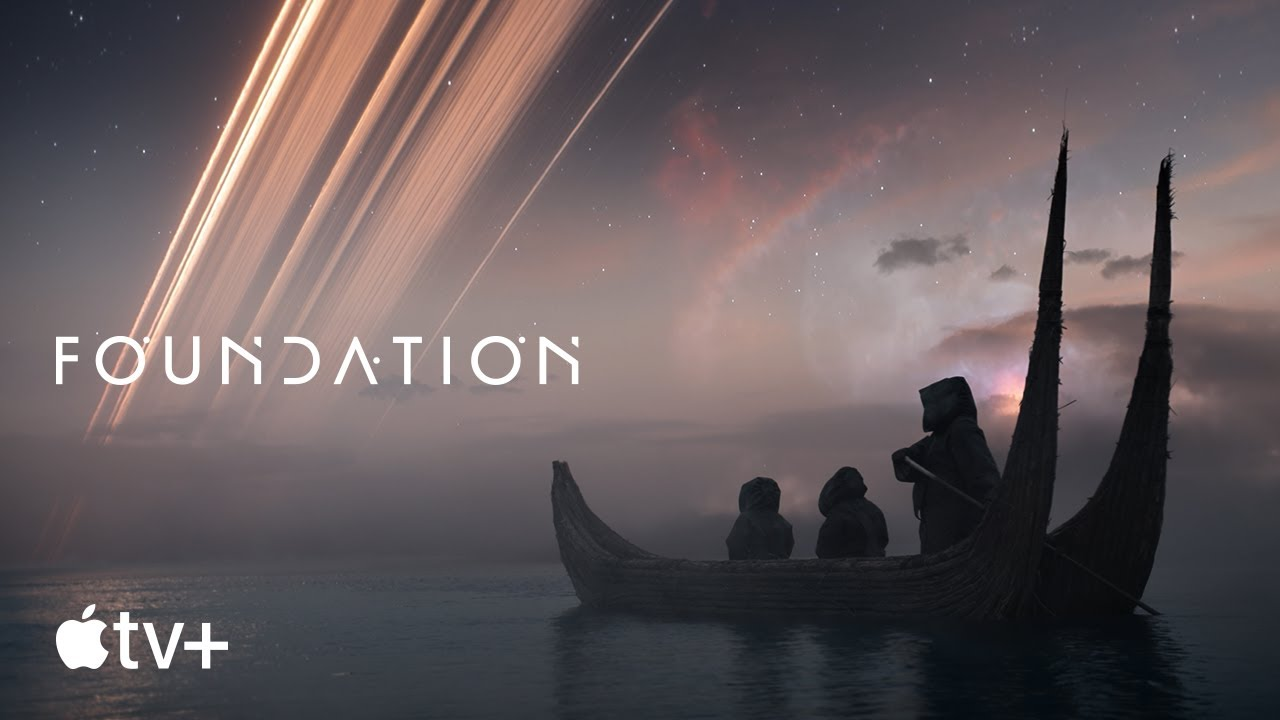 Trailer de Foundation