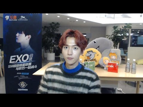 [S.M.SUPER CELEB LEAGUE] Friendship match Round-BAEKHYUN / ENG SUB