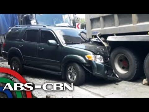 News Patrol: 6 sasakyan, nagbanggaan sa Tuba, Benguet | March 9, 2019