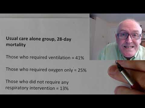 Dexamethasone Saves Lives