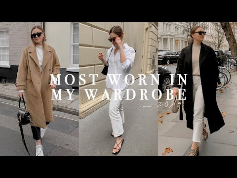 MOST WORN IN MY WARDROBE IN 2019 | I Covet Thee