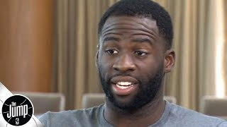 Draymond Green talks Warriors disrespect, Kevin Durant to the Nets  | The Jump