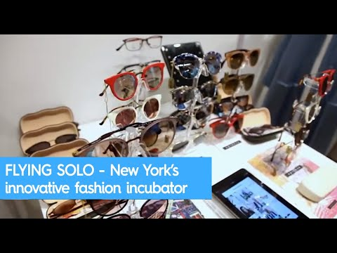 FLYING SOLO - New York's innovative fashion incubator with 11 individual designers