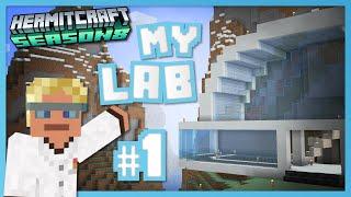 Zed's Experimental Lab!!! - Minecraft Hermitcraft Season 8 #1
