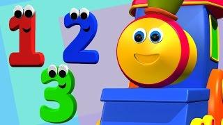 bob le train compilation française pour enfants et bébés Bob Train Number Adventure
