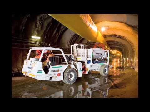 Underground Bulk System
