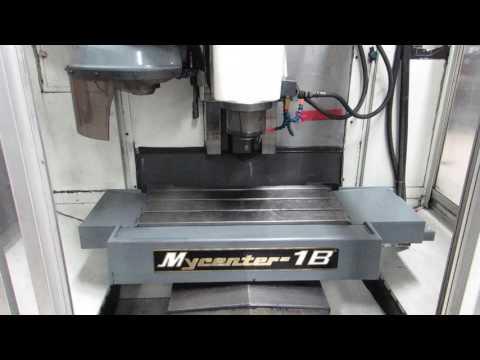 Kitamura MyCenter 1B CNC Vertical Machining Center Online Auction at machinesused.com