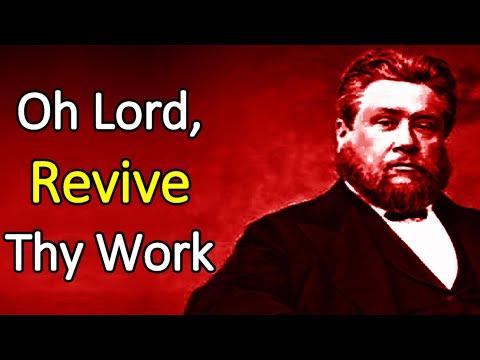 Revival Work - Charles Spurgeon Sermon