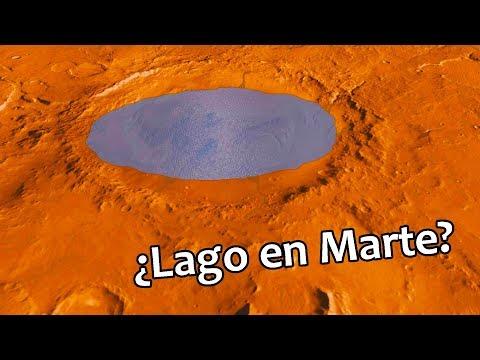 ¿Lago en Marte? | Noticias Julio 2018