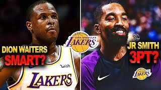 The Los Angeles Lakers Free Agent Signing AFTER All Star Break Is...?