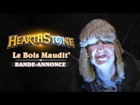 Hearthstone : voici le Bois Maudit - YouTube