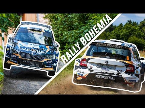 Naše cesta na Rally Bohemia 2021! - Dokument