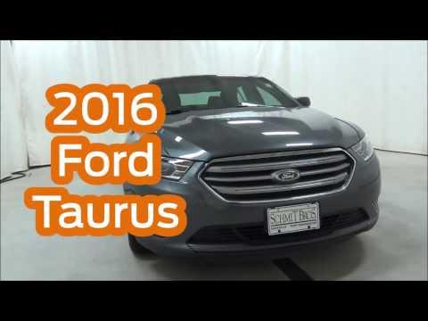 2016 Ford Taurus at Schmit Bros in Saukville, WI!