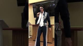 Elvis Tribute Artist Alan Graveen I Beg of You