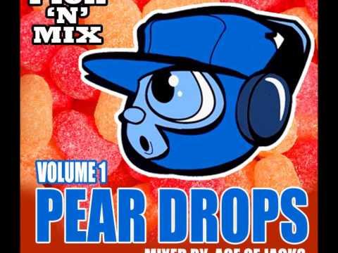 ACE OF JACKS - PICK N MIX: VOLUME 1 (PEAR DROPS) - MIX CD