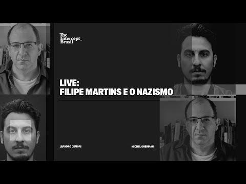 AO VIVO: Filipe Martins e o nazismo
