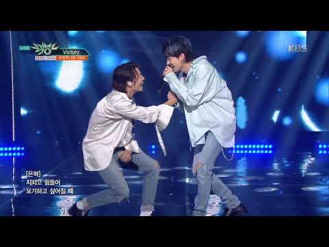 뮤직뱅크 Music Bank - VICTORY - 슈퍼주니어D&E.20180817