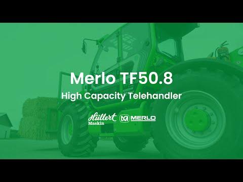 Merlo Turbofarmer TF50.8 T-CS
