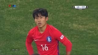 Highlights U23 Uzbekistan vs U23 Hàn Quốc
